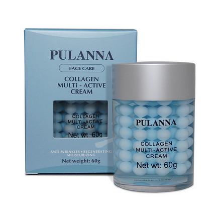 Pulanna, Крем для лица Collagen, 60 г