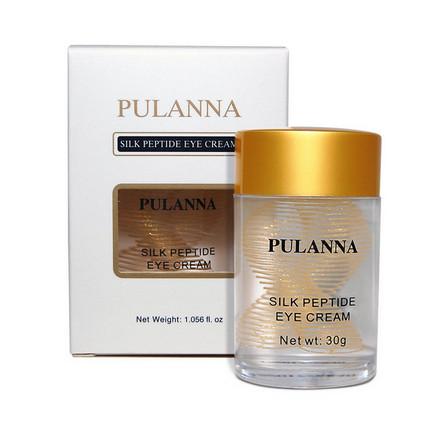 Pulanna, Крем для век Silk Peptid, 30 г