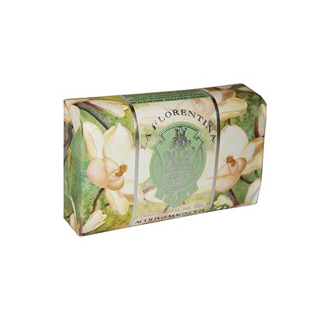 La Florentina, Мыло Fresh Magnolia, 200 г