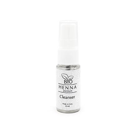 Bio Henna Premium, Обезжириватель для бровей, 15 мл (УЦЕНКА)
