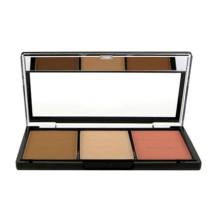 Makeup Revolution, Палетка для скульптурирования Ultra Fair C01 (УЦЕНКА)