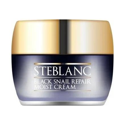 Steblanc, Крем для лица Black Snail Repair Moist, 50 мл