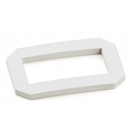 Igrobeauty, Защитное кольцо для картриджей, 50 шт.