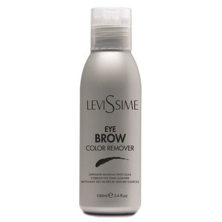 Levissime, Лосьон Eyebrow Color Remover, 100 мл