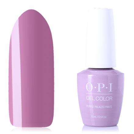 Гель-лак OPI Purple Palazzo Pants