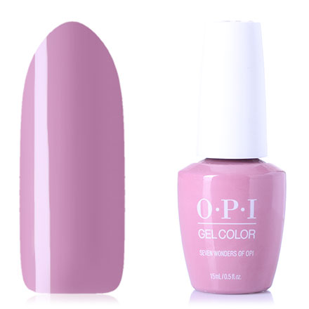 OPI, Гель-лак Seven Wonders of OPI