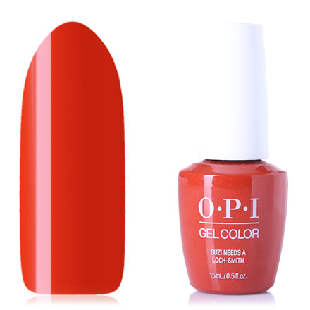 OPI, Гель-лак Suzi Needs a Loch-smith