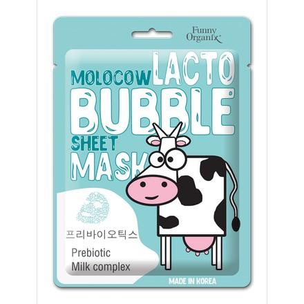 Маска для лица Molocow Lacto Bubble