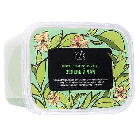 IRISK, Парафин косметический «Зеленый чай», 450 мл