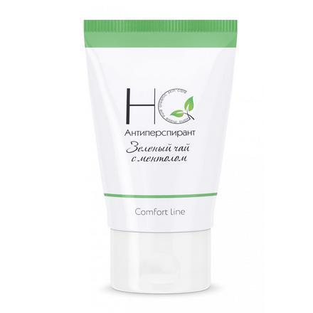HALAL Cosmetics, Антиперспирант «Зеленый чай с ментолом», 50 мл