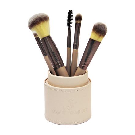 Ffleur, Кисти для макияжа Elegant, 5 шт.