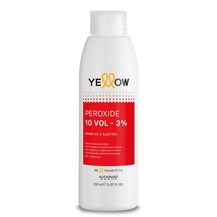 Yellow, Кремовый окислитель 3%/10 Vol, 150 мл