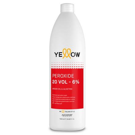Yellow, Кремовый окислитель 6%/20 Vol, 1 л