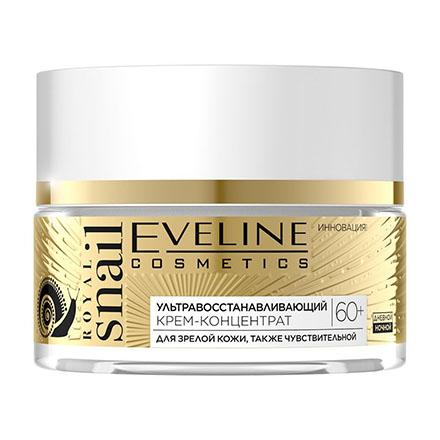 Eveline, Крем-концентрат для лица Royal Snail 60+, 50 мл
