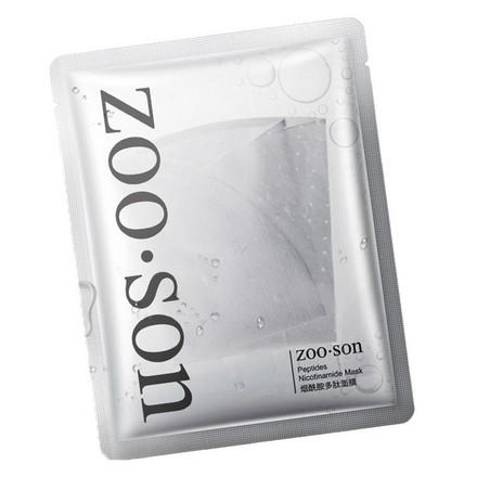 ZOO SON, Маска для лица «Увлажняющая», 1 шт.