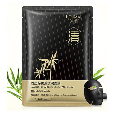 HOUMAI, Маска с растительными экстрактами для лица, 30 г