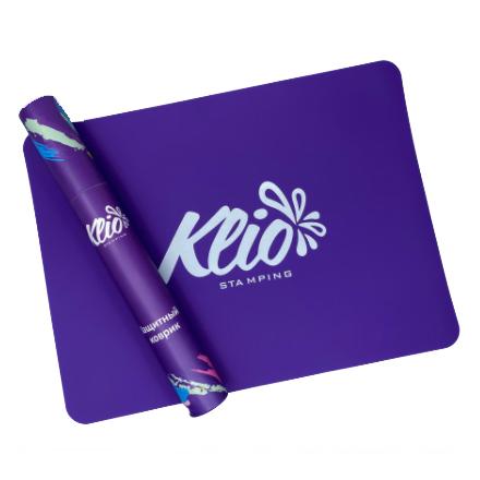 Klio Professional, Защитный коврик для стемпинга в чехле