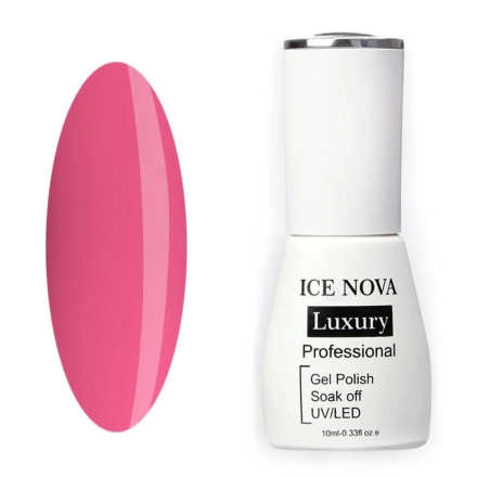 Гель-лак Ice Nova Luxury №015
