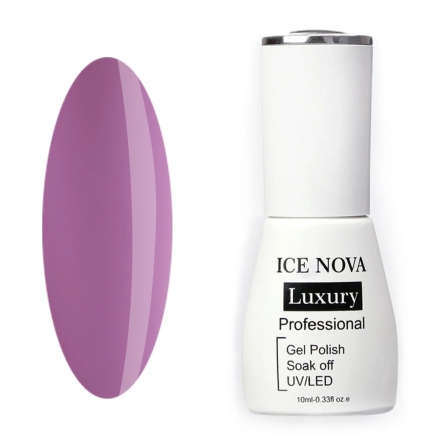 Гель-лак Ice Nova Luxury №074