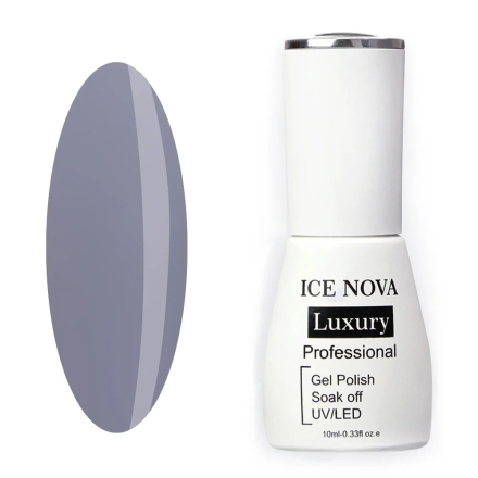 Гель-лак Ice Nova Luxury №081