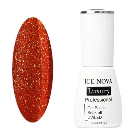 Гель-лак Ice Nova Luxury №180