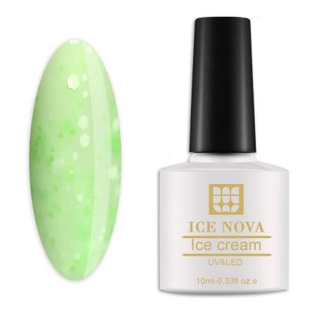 Гель-лак Ice Nova «Мороженое» №024