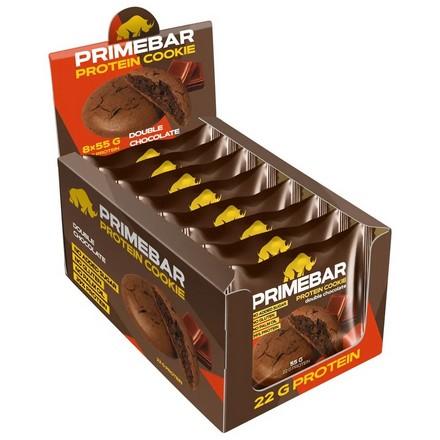Primebar, Протеиновое печенье «Двойной шоколад»