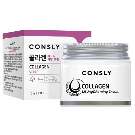 Consly, Лифтинг-крем для лица Collagen, 70 мл