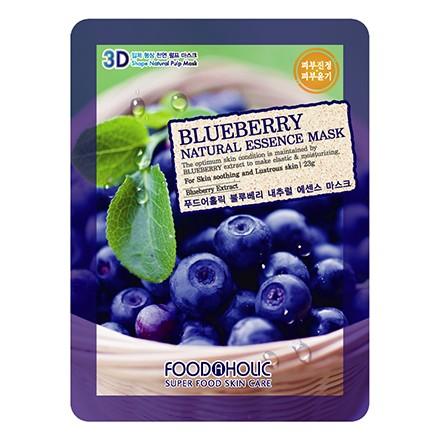 Тканевая маска для лица Blueberry