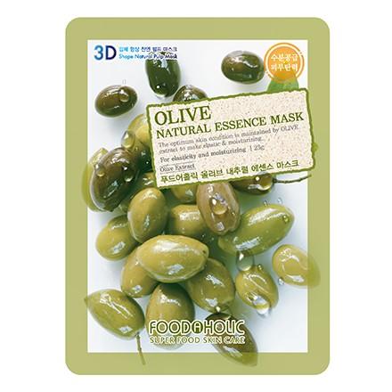 Тканевая маска для лица Olive