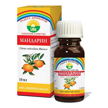 Радуга ароматов, Эфирное масло «Мандарин», 10 мл