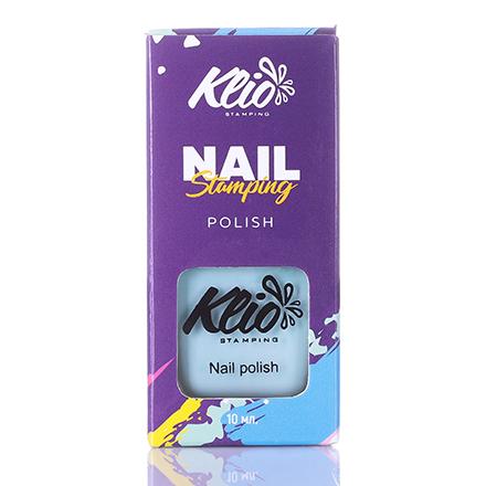 Klio Professional, Лак для стемпинга №39