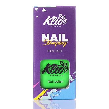 Klio Professional, Лак для стемпинга №44