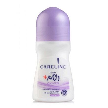 Careline, Дезодорант-антиперспирант Oxygen, 75 мл