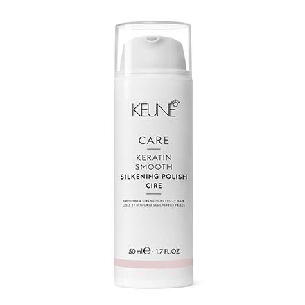 KEUNE, Крем Care Keratin Smooth Silk, 50 мл