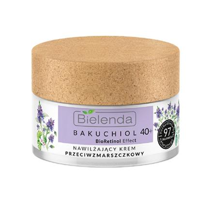 Bielenda, Крем для лица Bakuchiol Bio Retinol 40+, 50 мл