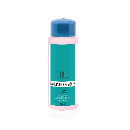 TNL, Жидкость для снятия лака LUX, 100 мл