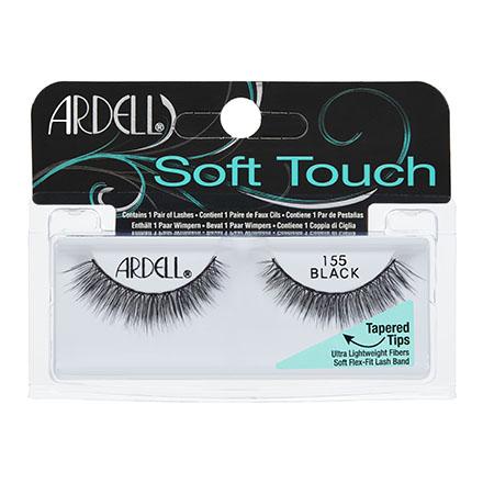 Ardell, Накладные ресницы Prof Soft Touch, №155