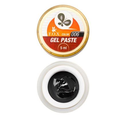 FOX, Гель-паста Gel Paste №006