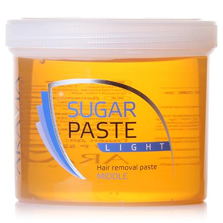 ARAVIA Professional, Сахарная паста «Легкая» (средней консистенции), 750 г