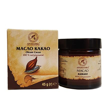 Ароматика, Растительное масло какао, 50 мл