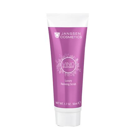 Janssen Cosmetics, Скраб для тела Vino Enjoyment, 50 мл