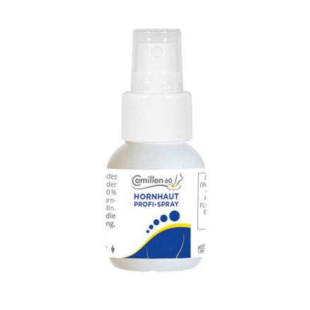 Camillen 60, Спрей для обработки мозолей Hornhaut Spray, 50 мл