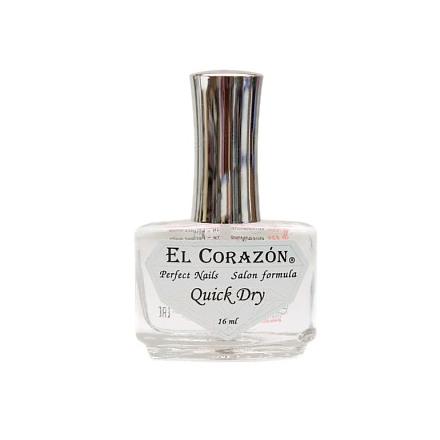 El Corazon, Топ и сушка Perfect nails, 16 мл