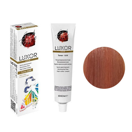 Luxor Professional, Крем-краска для волос Toner Lux 0.46