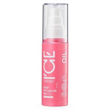 Ice Professional, Масло для волос Keep My Color, 50 мл