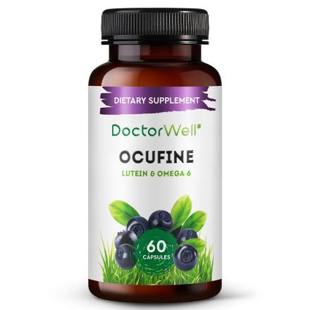 DoctorWell, Комплекс для глаз Ocufine