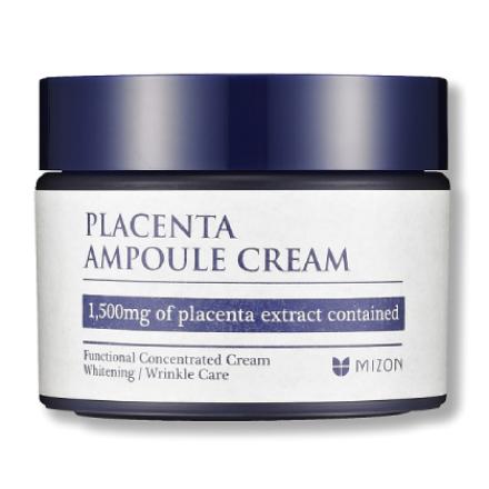 Mizon, Крем для лица Placenta, 50 г