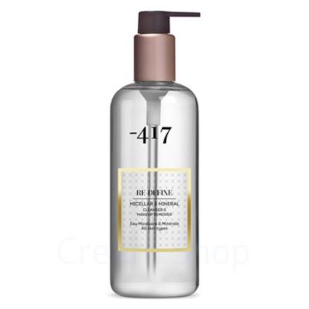Minus 417, Мицеллярная вода Re Define, 350 мл