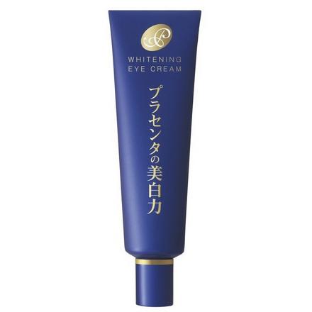 Meishoku, Крем для кожи вокруг глаз Placenta Whitening, 30 г